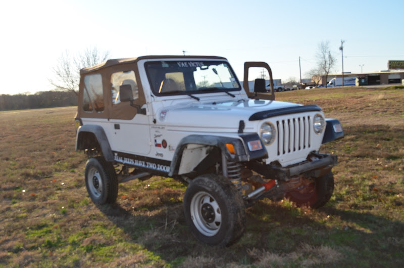 Custom Jeep Sheep Dallas 171 G3 Jeeps